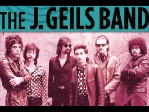 J. Geils Band - Must Have Got Lost  466