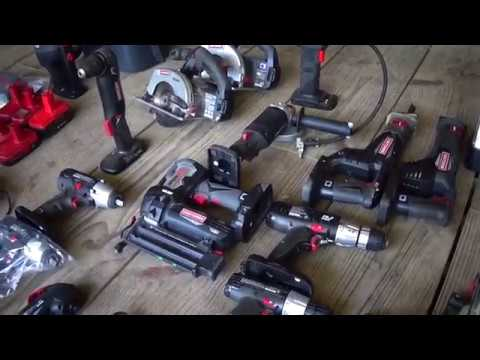 40 Pc Craftsman C3 Tool Collection Review