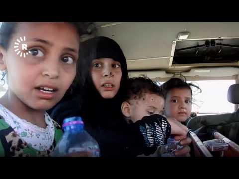 FRONTLINE REPORT: Iraq's cavalry pressure ISIS around Mosul