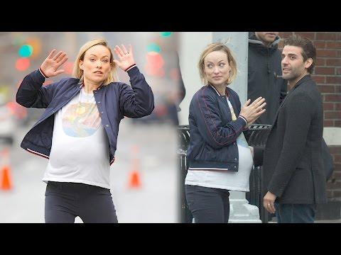 Olivia Wilde Pregnant On Set? | Splash News TV
