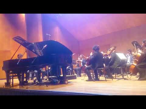 W. A. Mozart: Concierto para piano 13 Do Mayor en la Sala Beethoven Cali