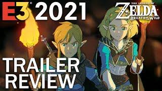 Breath of the Wild 2 - E3 2021 Trailer Analysis