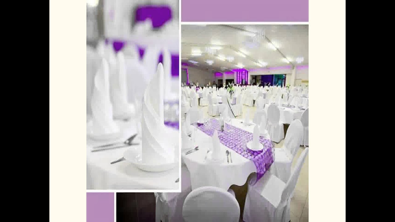 Cheap wedding table decoration ideas 2015 youtube for Wedding party table decorations