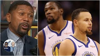 Steph Curry and Kevin Durant are still the best duo in the NBA - Jalen Rose l Jalen & Jacoby
