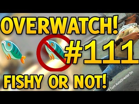 CS GO Overwatch FISHY OR NOT FISHY - Episode #111