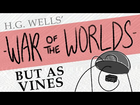 War Of The Worlds ... But It's Told Through Vines