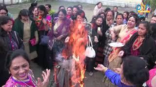 Lohri Celebrate 2019 Gitanjali Ladies Club || Entertainment Da Ghaint Show || PBN Music Presents
