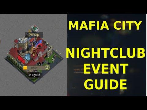 Nightclub Event - Mafia City