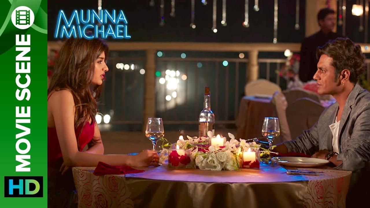 Download Nawazuddin trying to impress Nidhhi Agerwal | Movie Scene | Munna Michael