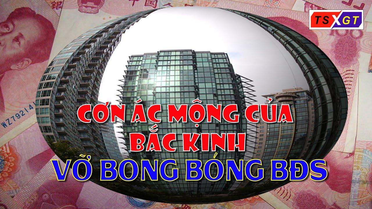 """Sụp đổ thị trường bất động sản: """"Cơn Ác Mộng"""" tồi tệ nhất của Bắc Kinh"""