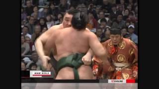 Day 3 - 2010 March Haru Basho Grand Sumo Tournament