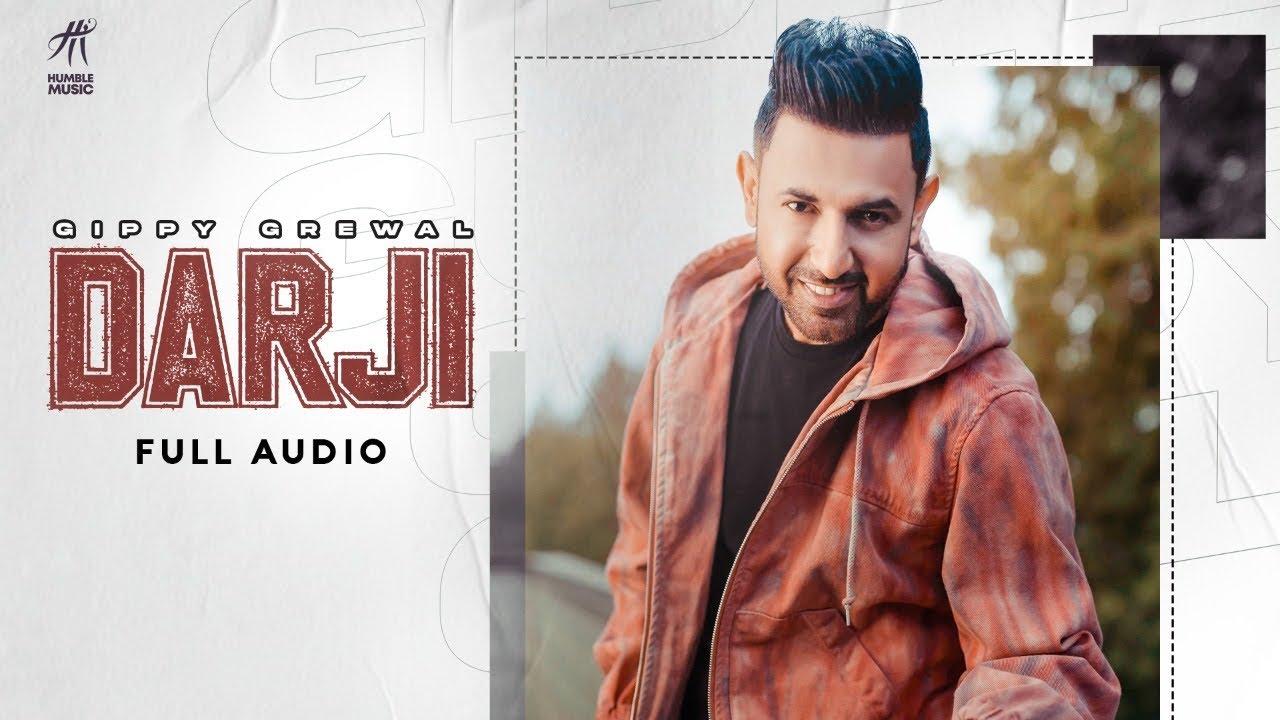 Download Darji (Full Audio)   Gippy Grewal   Gurlez Akhtar   Ricky Khan   Humble Music  New Punjabi Song 2021