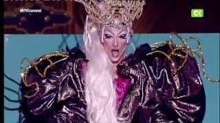 14 Drag Showbiz Gala Drag Queen Las Palmas de Gran Canaria 2014