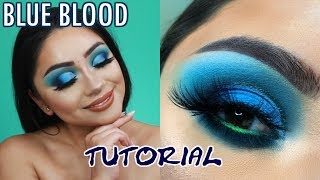 JEFFREE STAR BLUE BLOOD PALETTE PART 3