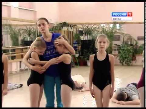 Репетиция концертного номера к 70-летию Великой Победы (ГТРК Вятка)
