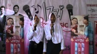 Izzi Video Music Star - Wiwi Ft Syahrani - Tepatnya malam Minggu (Terry) #izzivmstar2
