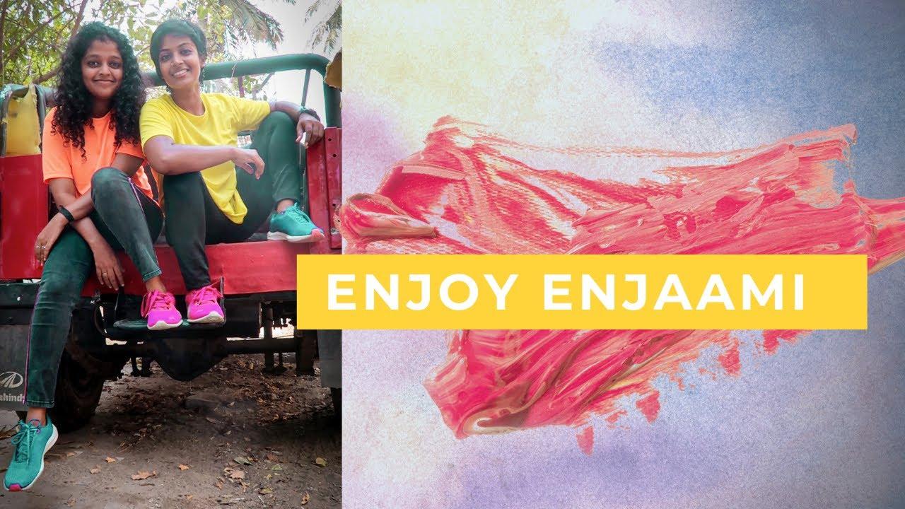 Enjoy Enjaami || Dance cover || Pori Urundai