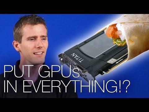 Desktop GPUs in Laptops + All-in-Ones, Pressure sensitive Keyboards, Deepcool cases