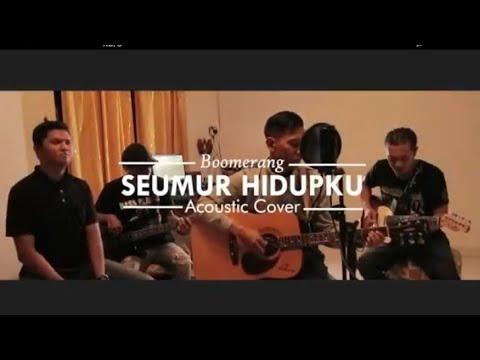 Boomerang - Seumur Hidupku ( Acoustic Guitar Cover )