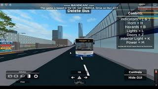 Roblox Ammanford Route 55 + New intro