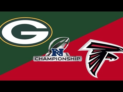Madden 17 NFC Championship Sim: Packers at Falcons
