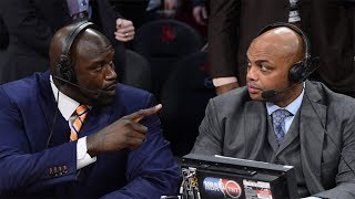 Best Shaq & Charles Barkley Heated Moments (Inside the NBA) Video