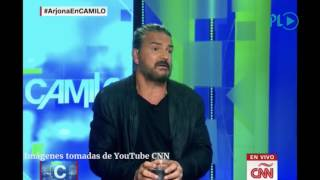 Arjona se molesta y deja solo a Camilo, de CNN | Prensa Libre streaming