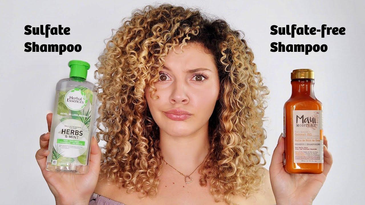 Investigating Sulfate Free vs Sulfate Shampoos to Remove Silicones