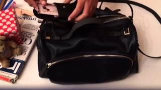 ايه الموجود في شنطتي؟ whats in my bag