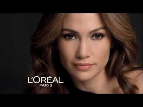 Jennifer Lopez - L'Oréal Paris True Match Makeup Commercial 2011 (Uncut Version)