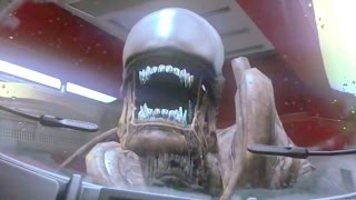 Alien Isolation & Aliens Mortal Kombat XL ENDINGS
