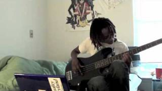 erykah badu didn t cha know bass cover