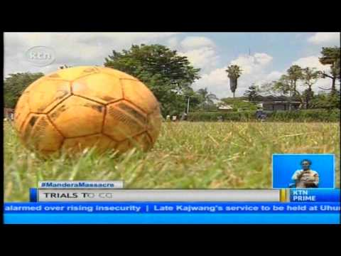 Kenya Commercial Bank Football Club begin scouting for new talent