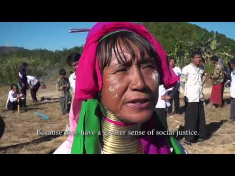Myanmar  Christians on the Move