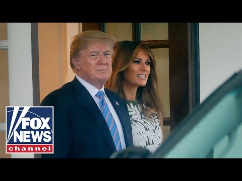 Watch Live: President and Mrs. Trump meet with the King and Queen of Jordan