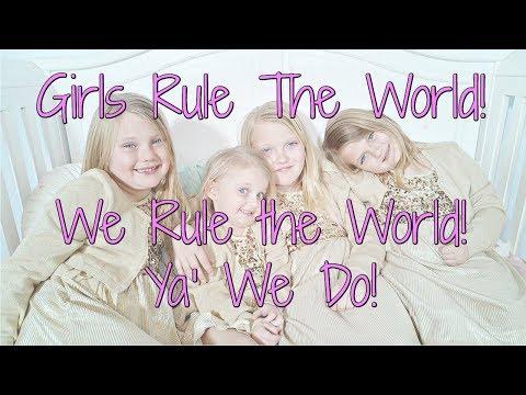 Girls Rule The World Lyric
