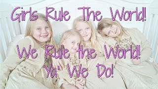 Girls Rule The World! (Lyric Video)