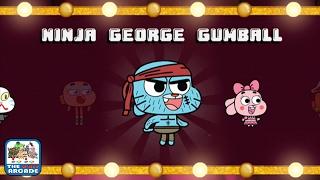 Gumball: Super Slime Blitz - Ninja George Gumball (Cartoon Network Games)