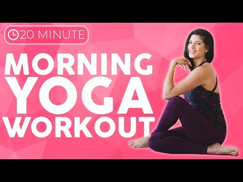 Full Body Morning Yoga Workout (20 minute) Strength