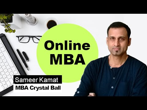 Online MBA Degree: Worth it or not?