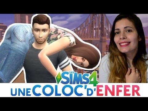 [SIMS 4] UNE COLOC D'ENFER - EP 2 - Ft Newtiteuf 🏠