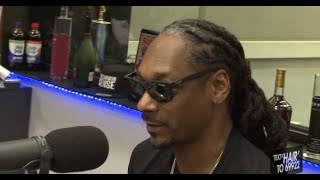 Snoop Dogg says Eminem isn't his Top 10 rappers & Hip-Hop considers him top 10 cause of Dr.