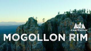 Incredible Free Camping in Arizona at the Mogollon Rim