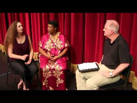 Tucker-Arnold Productions 2014 Williamsburg Area Arts Commission (WAAC) Interview 1