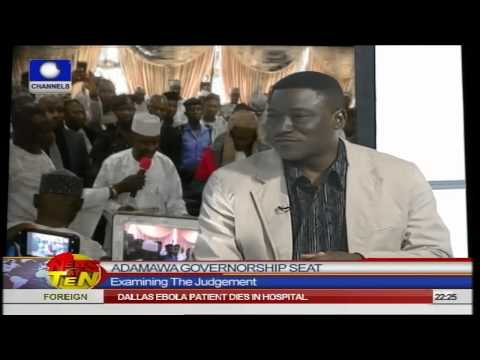 News@10: CDS Alex Bade Faults Foreign Media Report On Chibok Girls 081014 Pt.2