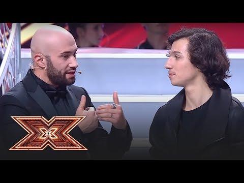 Cristian Moldovan, eliminat de la X Factor