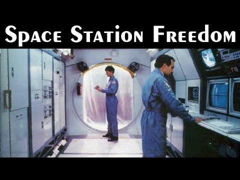 Space Station Freedom - A Permanently manned Earth ...