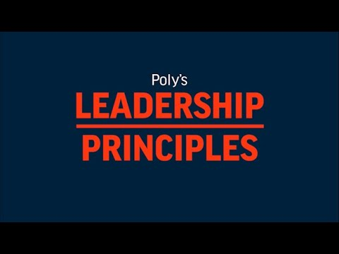 Leadership Principles at Poly