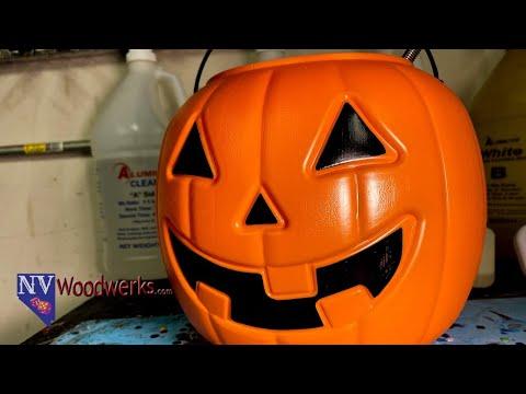 🔴Replay: Resin Casting A Pumpkin | Episode 30