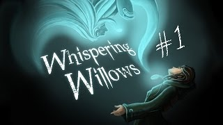 Whispering Willows Walkthrough part 1 Catacombs